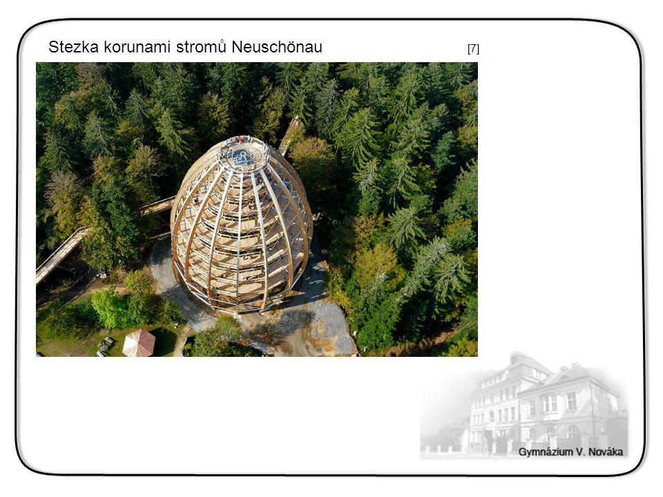 Stezka korunami stromů Neuschönau [7]